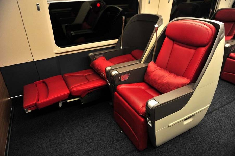 business seat