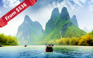 5 Days Guilin Tour