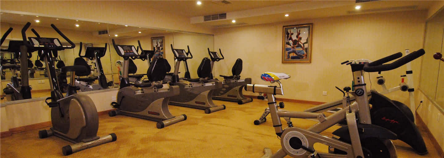 Gym of Century Cruise