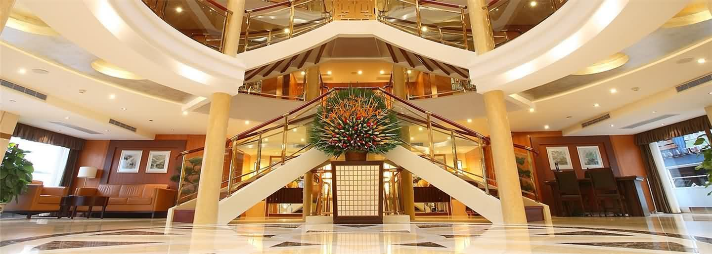 Main Hall of Century Cruise