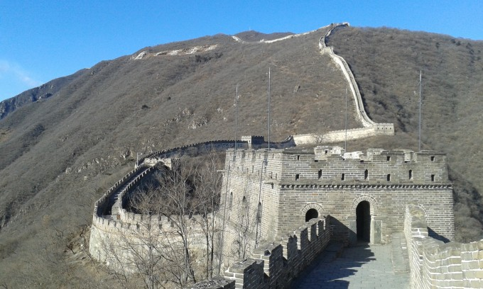 Great Wall, Mutianyu section