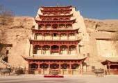 7 day silk road tour with Qinghai Lake pictures