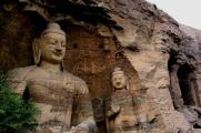 2 Days Tour for Yungang Grottoes Cave in Datong pictures