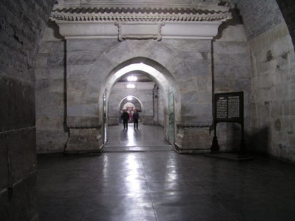 The Underground Palace of Dingling Tomb