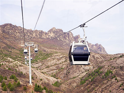 Simatai cable car