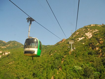 Badaling Great Wall cable car