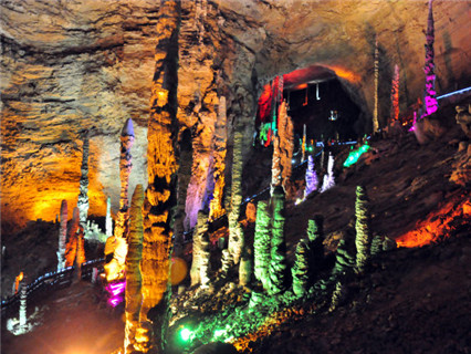 Huanglong Cave