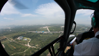 15 Minutes Helicopter Tour Over Badaling Great Wall