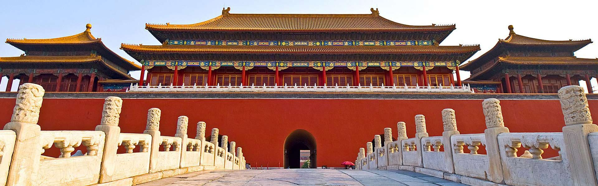 5 Days Group Tour (Shanghai-Beijing) by Flight