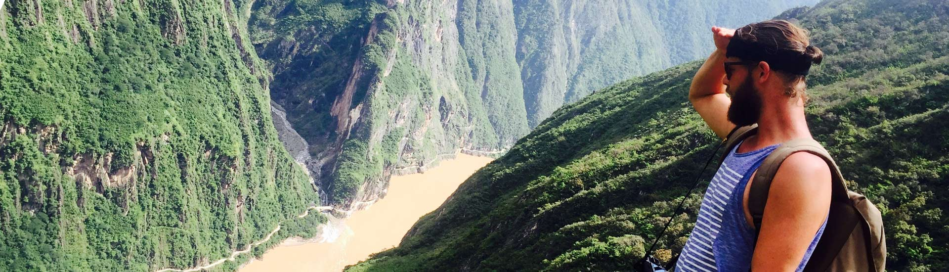 6 Days Circle Trekking Tiger Leaping Gorge-Jade Dragon Mountain