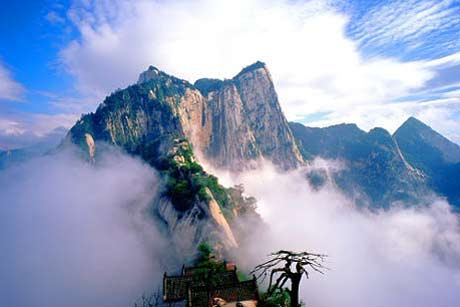 Huashan mountain Independent Travel Guide