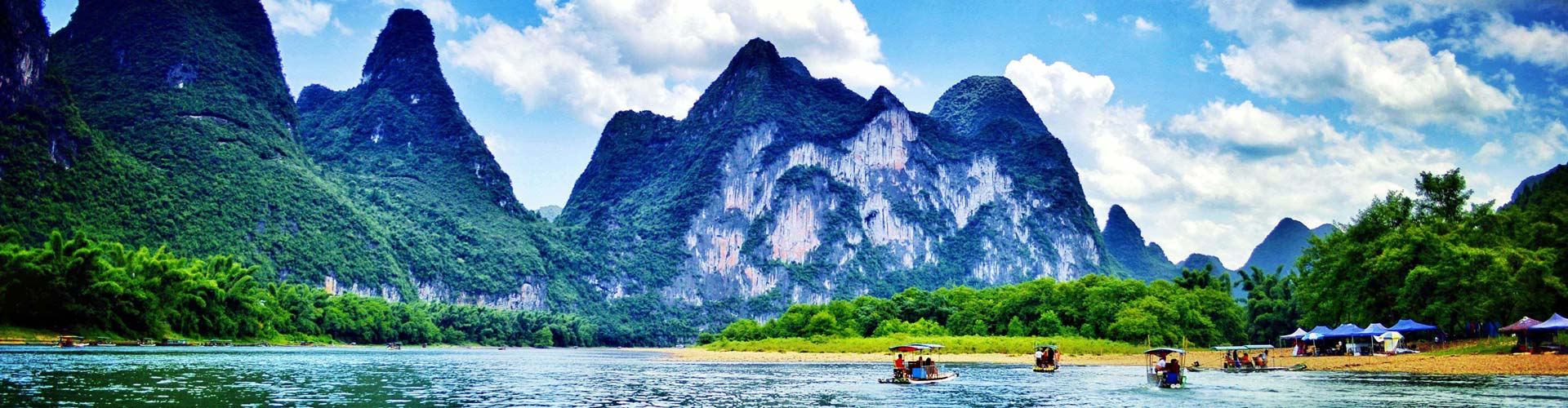 7 Days Guilin-Xian-Shanghai Private Tour with Hotel Package