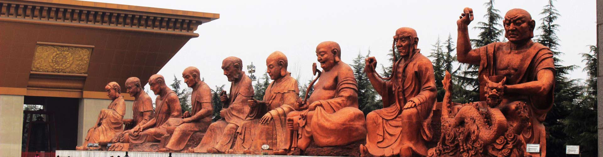 1 Day Tour: FaMen Temple, MaoLing and QianLing Museum
