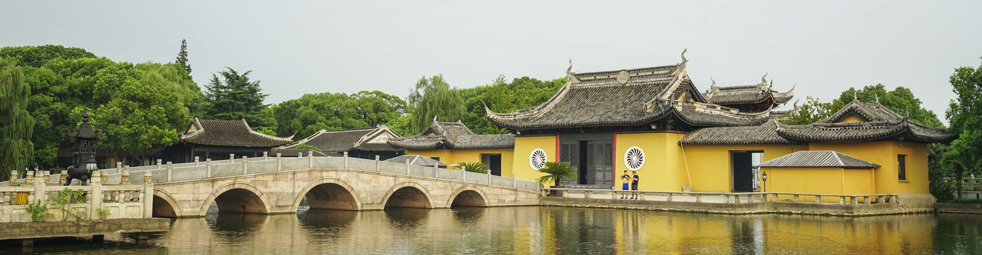 Zhouzhuang Water Village and Shanghai City Tour
