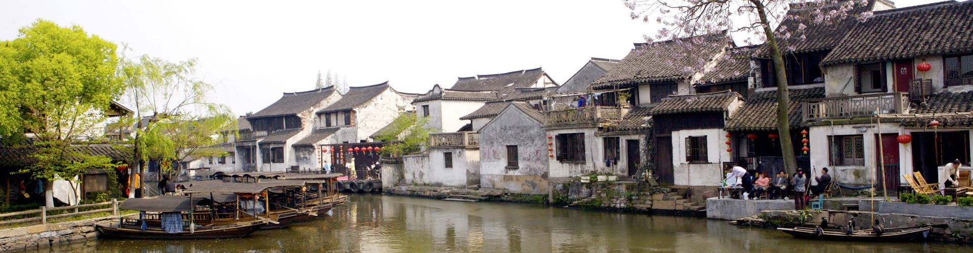 1 Day Round Trip to Tongli Town from Shanghai