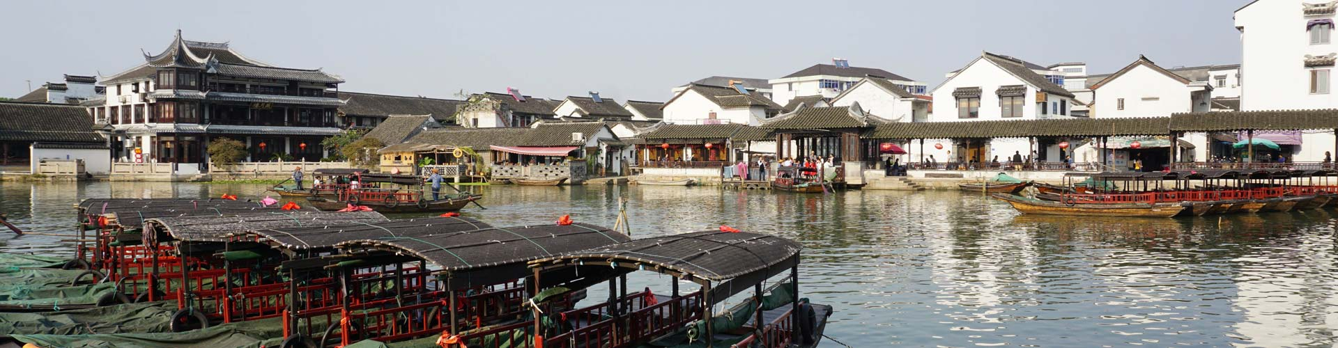 1 Day Zhouzhuang Private Tour (start from Shanghai, round trip)
