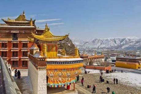 9 Days Southern Gansu Lamaism Culture and Alpine Grassland Tour