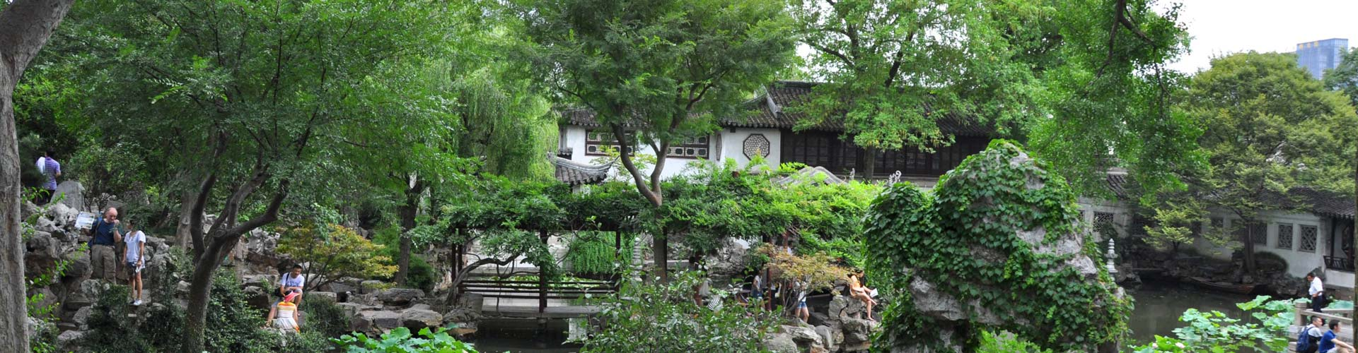 4 Day 3 Night Shanghai, Zhouzhuang and Suzhou Tour Packag