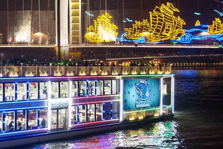 Pearl River Night Cruise Tour