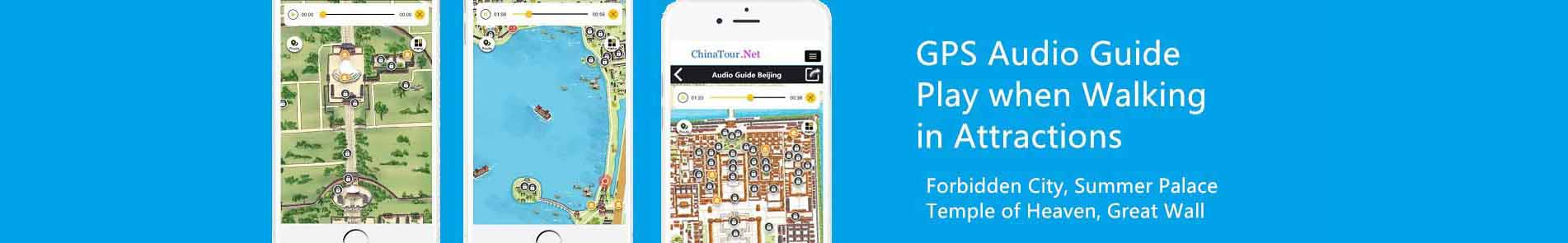 Beijing Attraction Audio GPS Guide