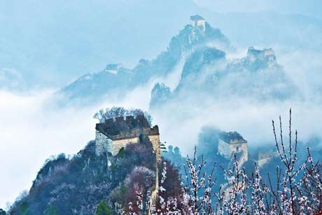 1 Day Jiankou to Mutianyu Great Wall Hiking
