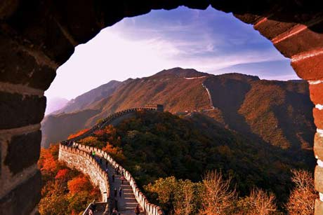 1 Day Mutianyu Great Wall No Shopping Tour