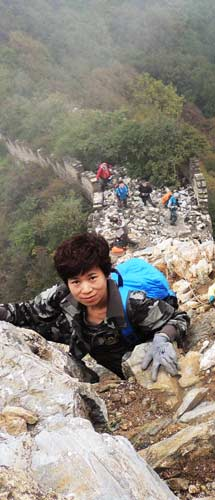 1 Day Jiankou Great Wall Hiking