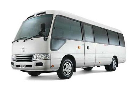 Beijing 20 seat Bus Booking