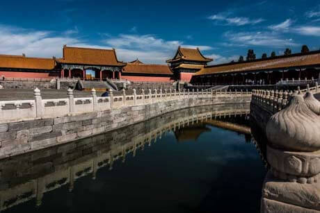 beijing forbidden city ticket