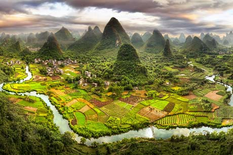 7 Days guilin xian shanghai Tour: Xian Tour