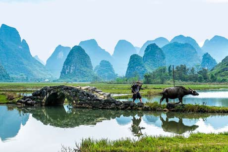 3 Days guilin li river Tour