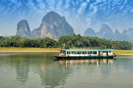 3 Days Guilin Hongkong