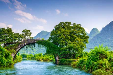 4 Days guilin yangshuo xing'an tour