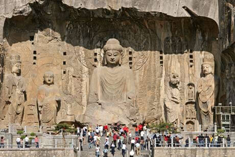 2 Days Tour: Longmen Grottoes and Shaolin Temple