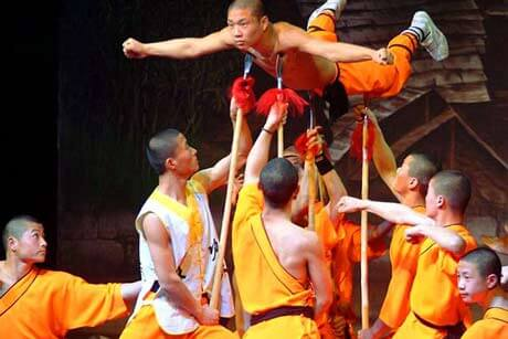 3 Days 2 Nights Longmen Grottoes and Shaolin Temple