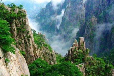 10 Days Group Tour beijing xi'an Mt.Huangshan shanghai