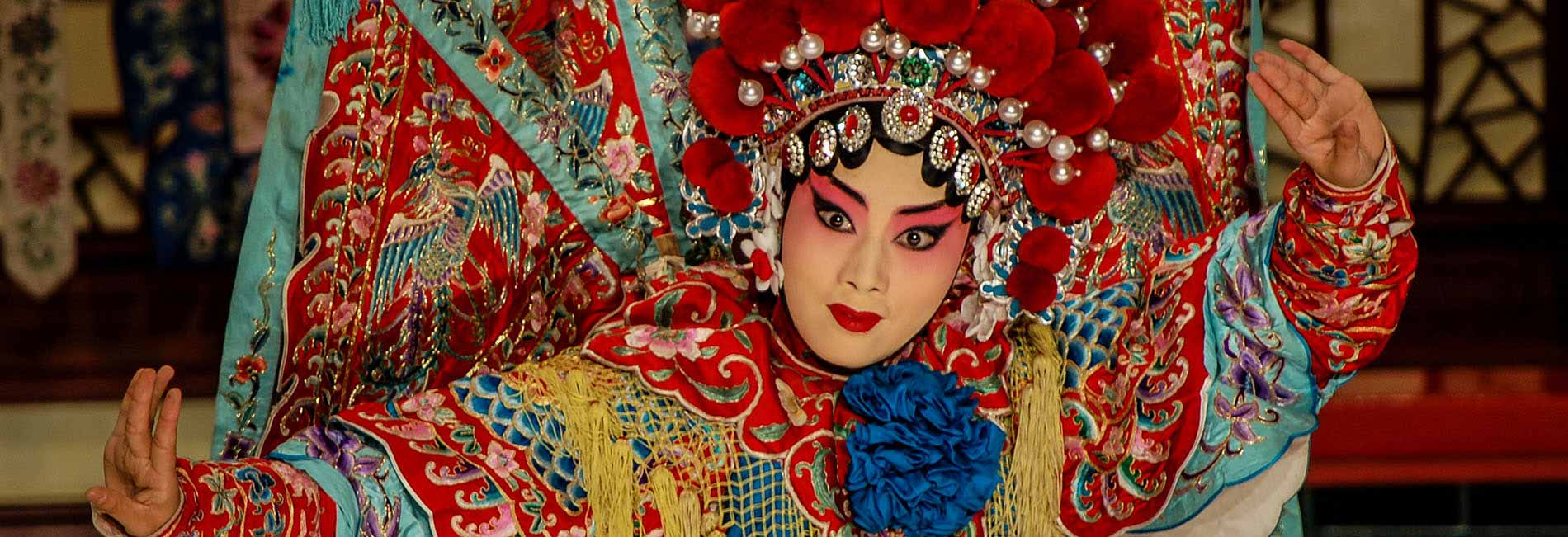 China tours to Beijing: Peking Opera Show