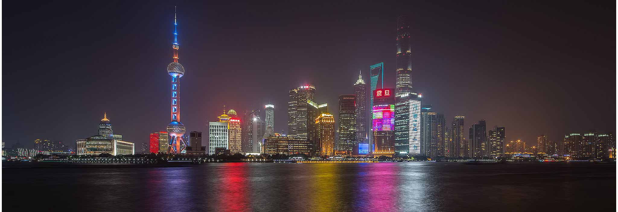 China tours in Shanghai