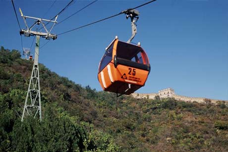 mutianyu ticket cable car toboggan