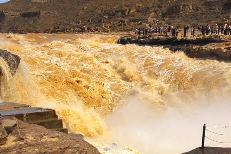 3 days Pingyao, the Susan Prison and Hukou Waterfall tour