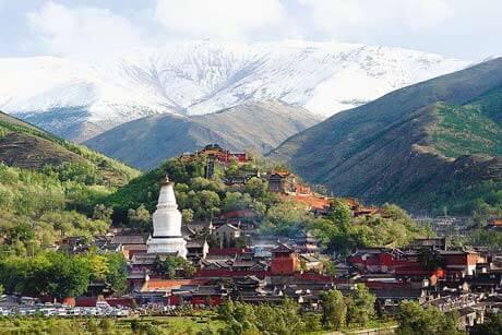 4 days Classical Taiyuan, Wutaishan, Pingyao and Datong tour