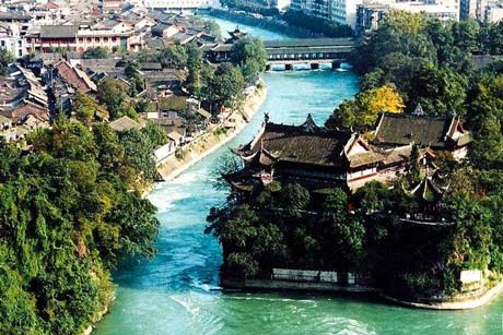 4 Days Chengdu, Dujiangyan, Qingchengshan and Panda Tour