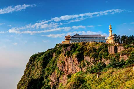 2 Days Leshan and Emei Tour
