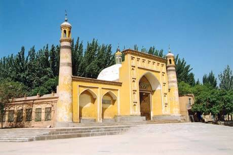9 day silk road tour of Xinjiang impresion