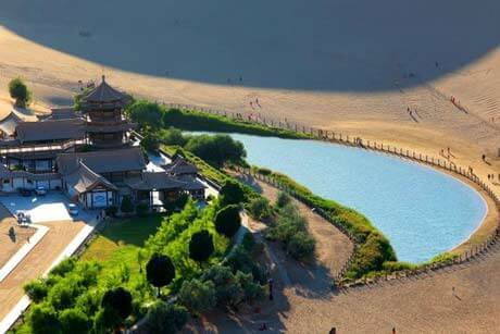 11 Days Silk Road Luxurious Tour