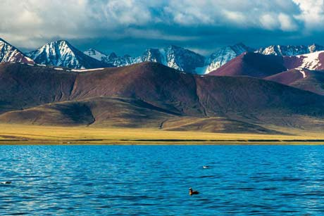 10 Days Tour to Mt.Everest Base Camp with Holy Lake Namtso