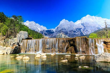 1 Day Tour: Jade Dragon Snow Mountain Tour